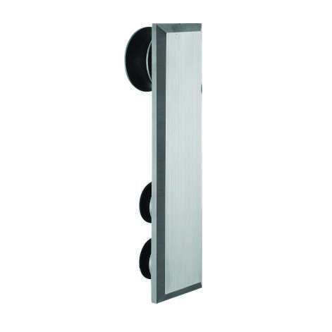 Herrajes de acceso para puertas corredizas de cristal for Herrajes puertas cristal