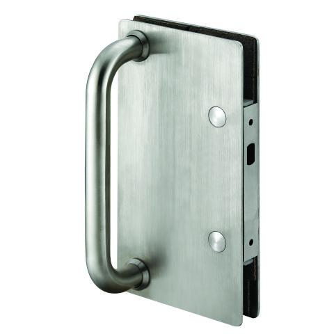 Herrajes de seguros y chapas para puertas de cristal for Herrajes para puertas