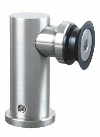 Herrajes de conectores para barandal o cristal fijo - Herrajes de acero inoxidable ...