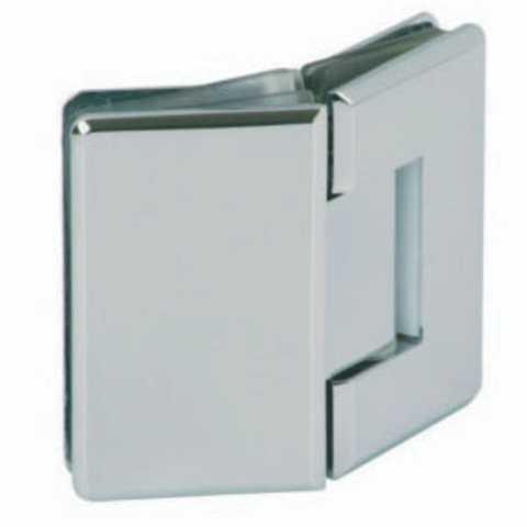 Bisagras para vidrio templado materiales de construcci n for Herrajes puertas cristal