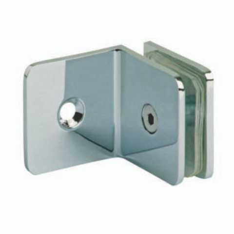 Herrajes de clips o conectores herraje brk 733 for Muro cristal