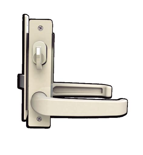 Chapa doma para puertas de aluminio herrajes tecno for Chapas para puertas de bano