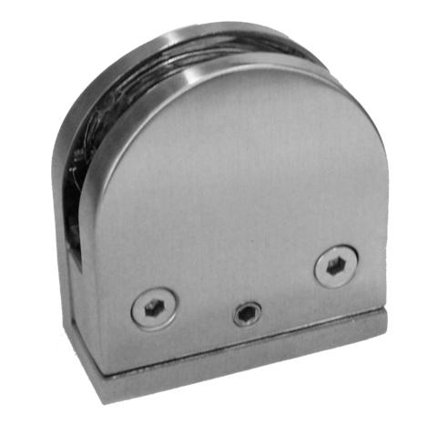 Herrajes para Cristal GALIER  - Clips y Conectores GLR662PL