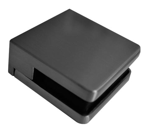 Herrajes para Cristal GALIER  - Clips y Conectores GLR663PL