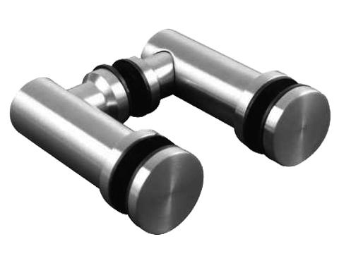 Herrajes para Cristal GALIER  - Clips y Conectores GLR677A