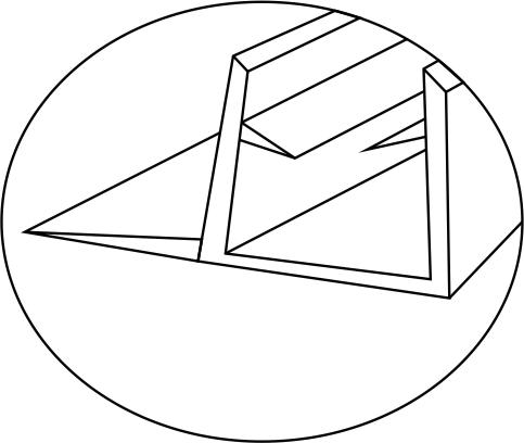 Herrajes de botaguas o perfiles de policarbonato herraje - Vidrio de policarbonato ...